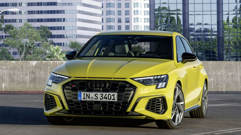 This is the new Audi S3