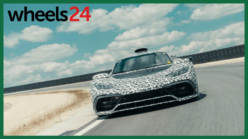 Mercedes-AMG Project ONE entering a new phase