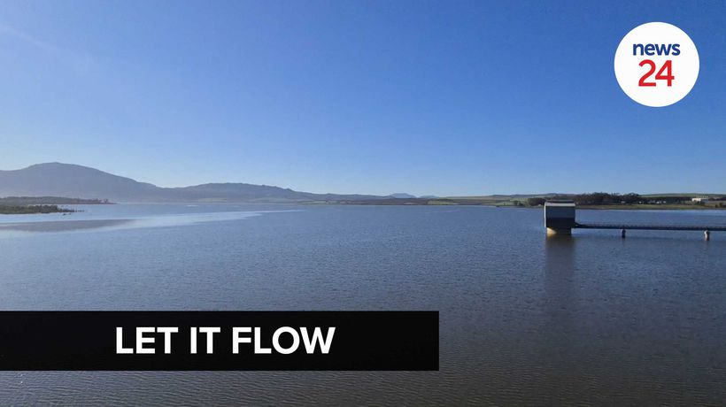 WATCH | From 'Day Zero' to overflowing Cape dams - what a difference two years makes