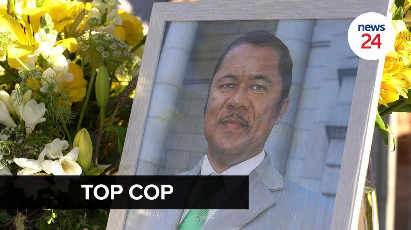 WATCH | Top cops vow to avenge Charl Kinnear's death
