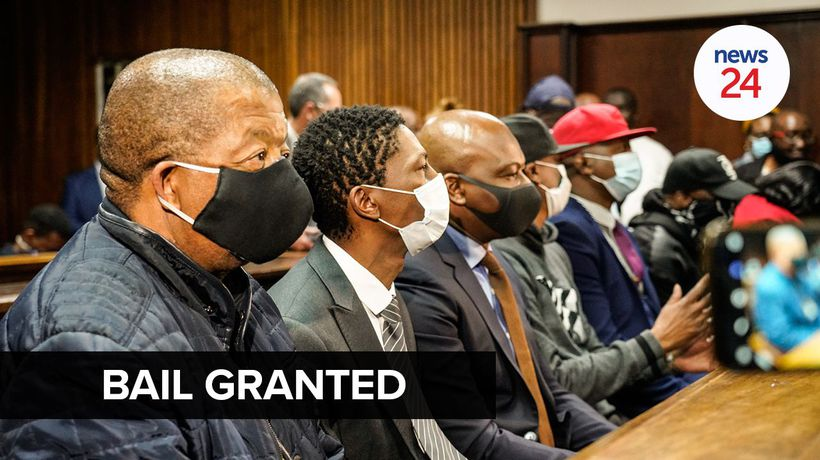 WATCH | Seven accused in controversial Free State asbestos contract granted bail