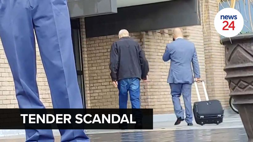 WATCH | KZN cop involved in 2010 Fifa World Cup scandal hands himself over to police