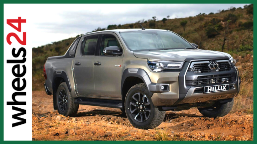 Toyota launches its heavily updated Hilux in South Africa