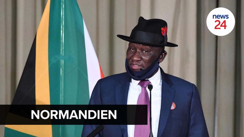 WATCH | Normandien comments: 'Such a statement was never said by me' - Bheki Cele