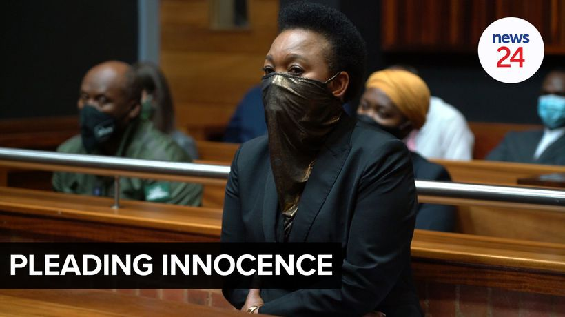 WATCH | Top cop implicated in corruption case believes she's 'not guilty' according to affidavit