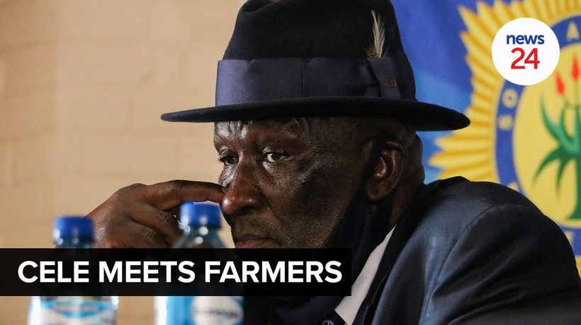 WATCH | Horner murder: 'We saw it coming, we begged and nothing happened' - farmers tell Cele