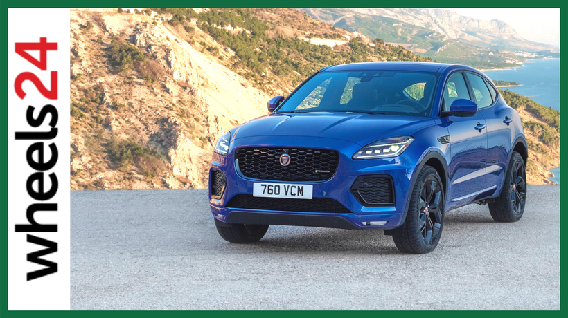 New Jaguar E-Pace coming in 2021