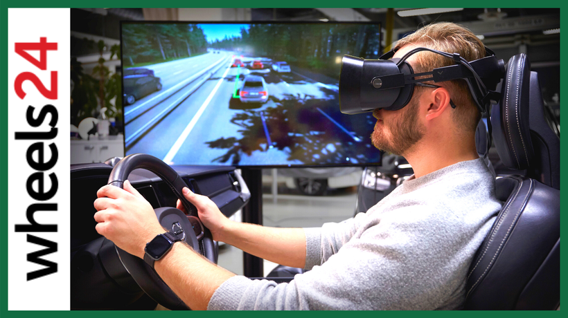 It's a new day: Volvo uses gaming technology to develop safer cars