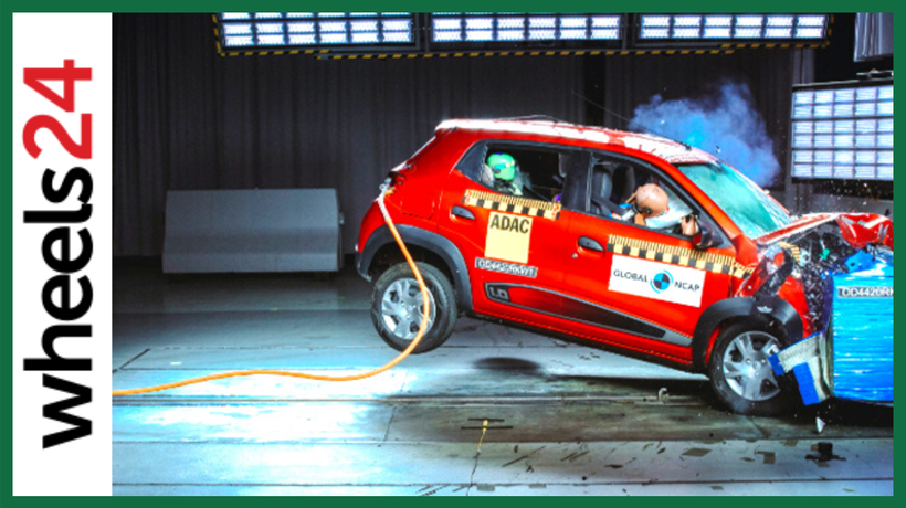 Latest crash test results give cause for serious concern