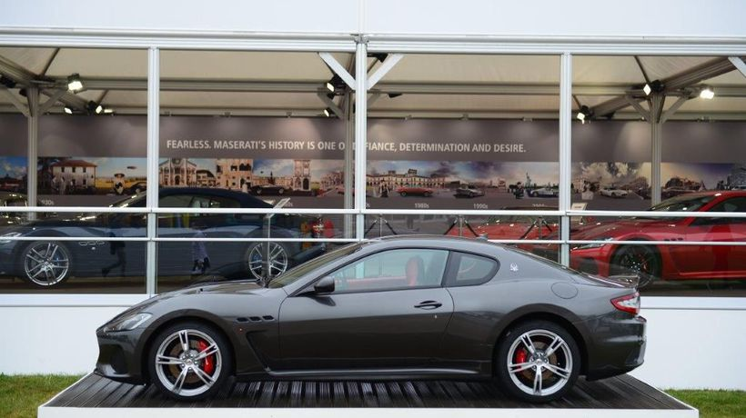 A to Z with Maserari