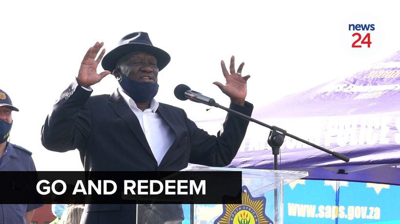 WATCH | Cele warns cops will clamp down on Covid-19 non-compliance, GBV during festive season
