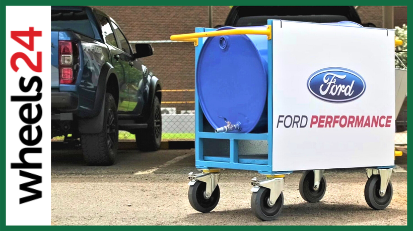 Car washing made easy thanks to intuitive trolleys
