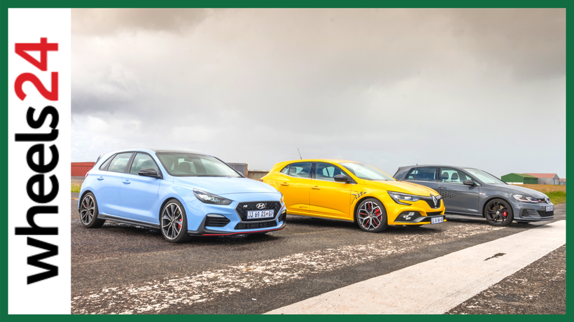2020's biggest shootout: Three of the hottest hatchbacks in one setting