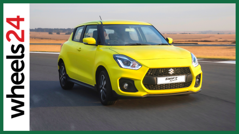 Suzuki Swift Sport - One of the most fun cars money can buy
