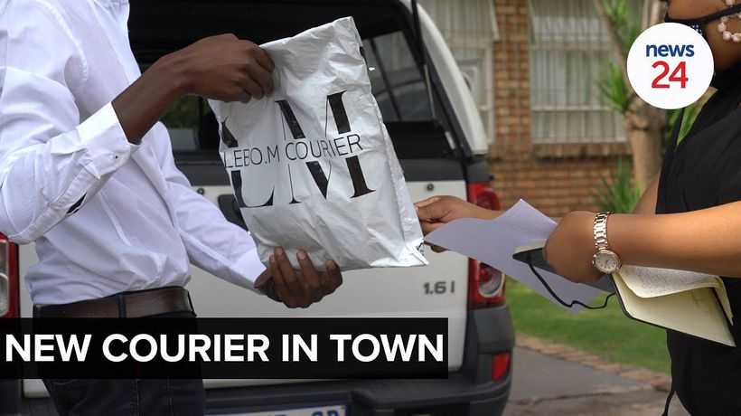 WATCH | This unemployed Joburg mom started a courier company that is now thriving