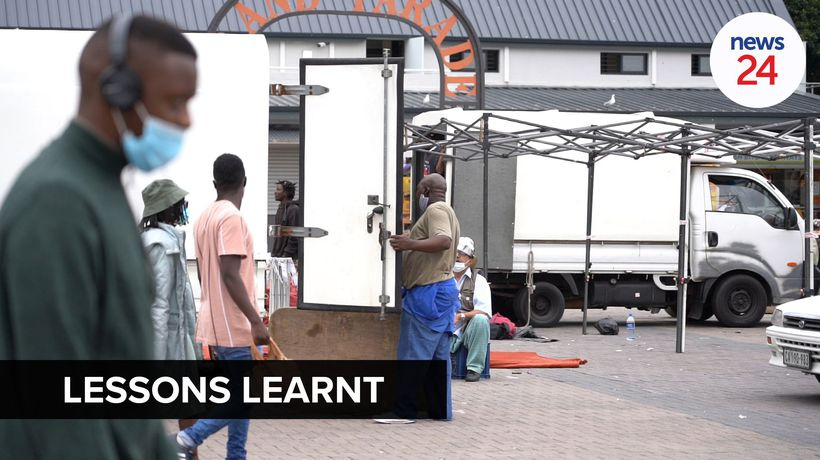 WATCH | 'Life is short' - Capetonians reflect on the lessons they learnt from 2020