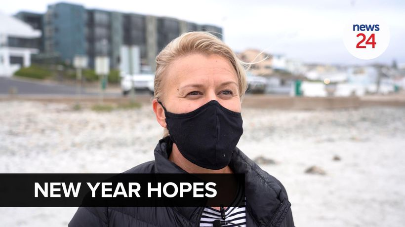 WATCH | New year, new resolutions: South Africans share their hopes for 2021 with News24