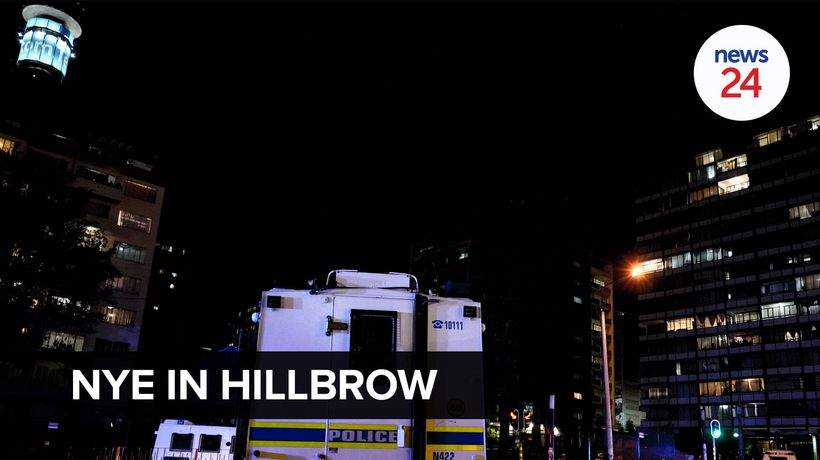 WATCH | Peaceful New Year's Eve celebrated in notorious Hillbrow
