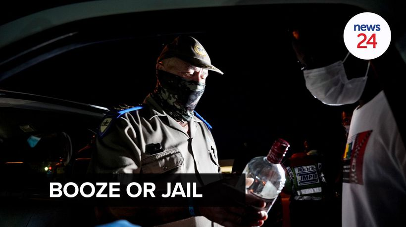 WATCH | GP motorists caught with booze and illegal firearms to spend New Years weekend behind bars