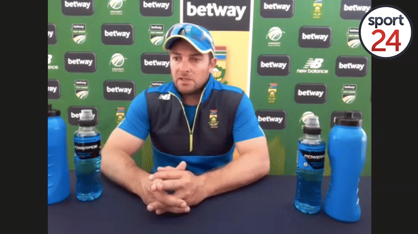 Proteas 'no finished product' as Boucher hopes to build on Test series win