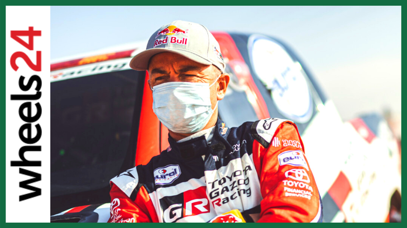 Dakar 2021 | Giniel de Villiers on his participation and racing a South African-built Hilux