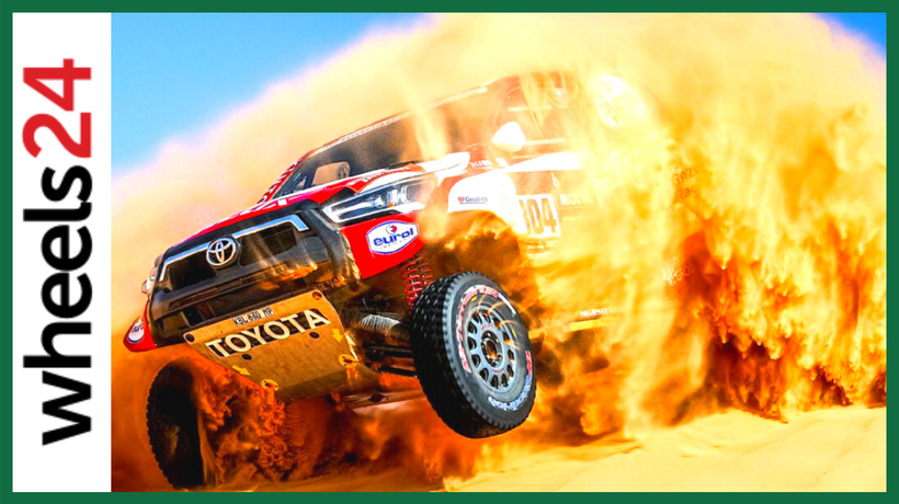 Dakar 2021 | Giniel de Villiers on Stage 10 and fighting the conditions