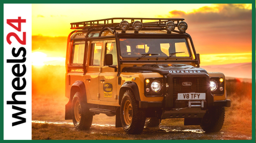 Adventure-ready Land Rover Defender Works V8 Trophy a celebration to the expedition legacy