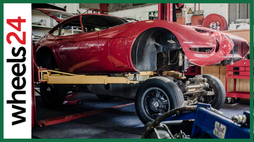 Chapter 1 - Toyota South Africa begins restoration process of its 2000GT