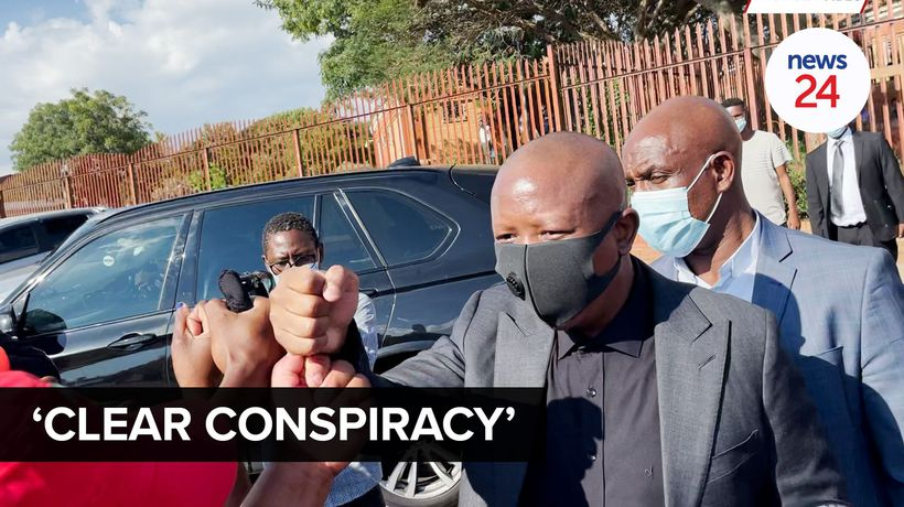 WATCH | Malema, Ndlozi trial: Court hears of 'possible manipulation' of photo album