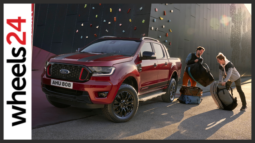Ford Ranger Stormtrak - Another special edition Ranger
