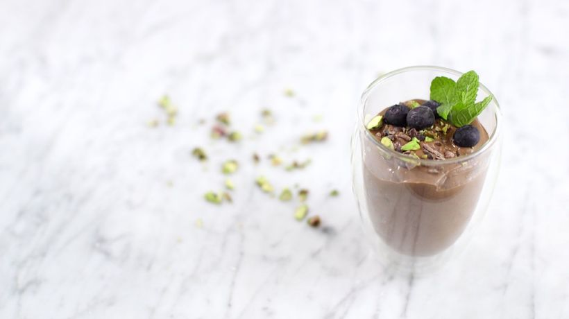 Libido Boosting Chocolate Avocado Mousse