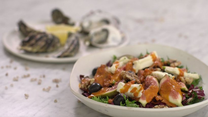 Aphrodisiac Booster - Fig Salad