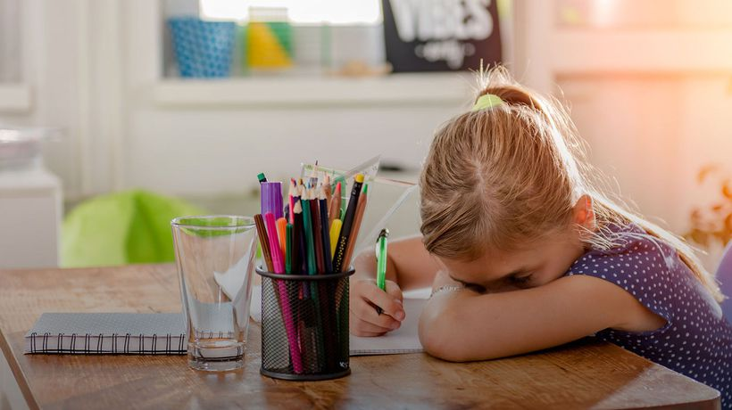 Childhood Anxiety - Why Is My Child Anxious?