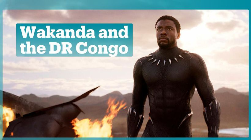Wakanda - what the DR Congo could have been?