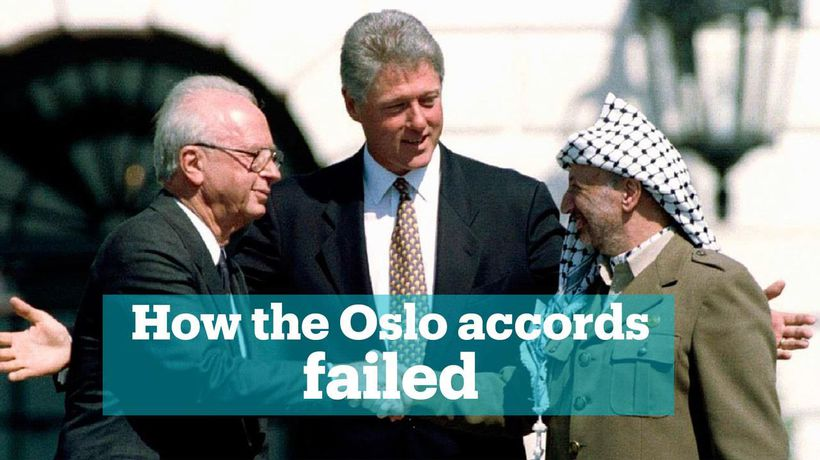 How and why Oslo Accords failed