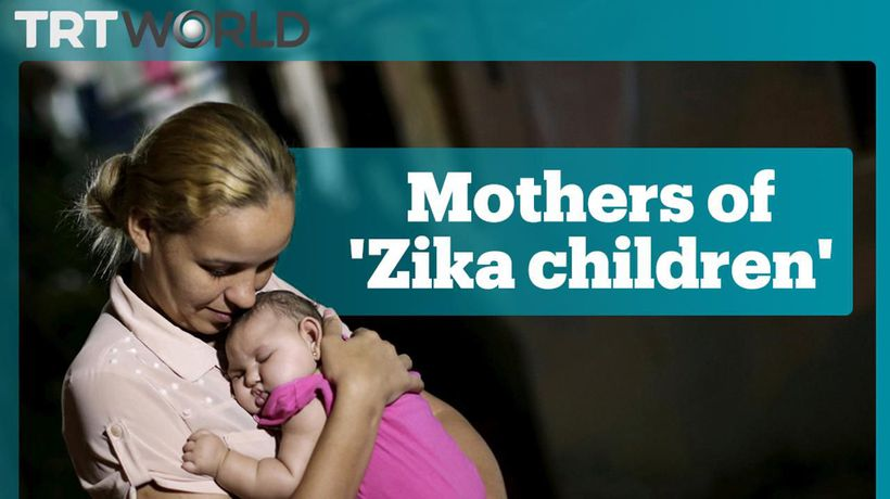 Mothers of Zika-afflicted babies fight against challenges