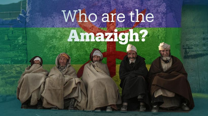 Who are the Amazigh of North Africa?