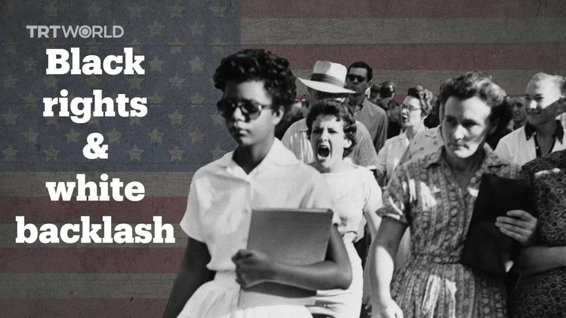 White backlash to black empowerment in US history