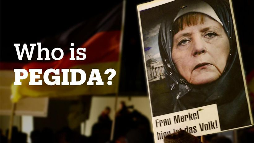 What is Germany's PEGIDA movement?