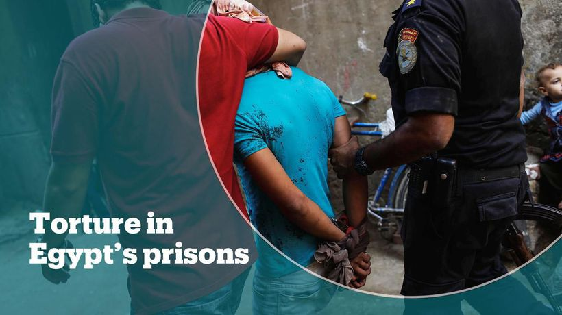 What's going on inside Egypt's prisons?