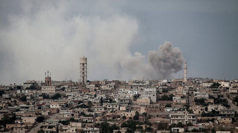 The War in Syria: At least four people killed in regime shelling