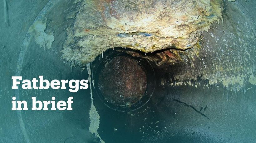 What are fatbergs?