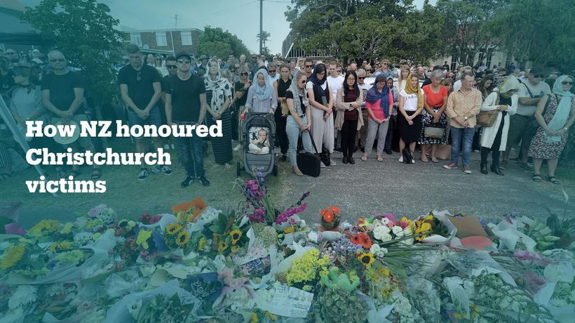 5 ways New Zealand honoured the Christchurch victims