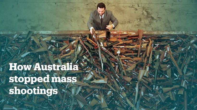 This mass shooting changed Australia forever