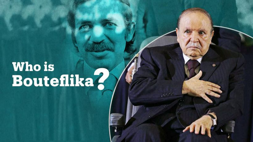 Who is Bouteflika?