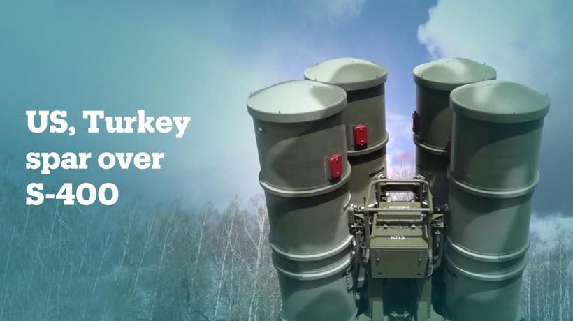 Turkey says S-400 is a 'done deal' amid US threats