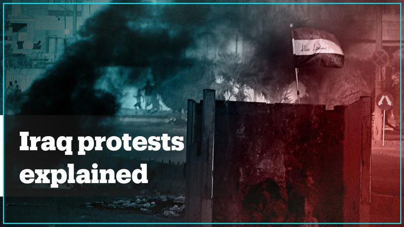 What are the Iraq protests all about?