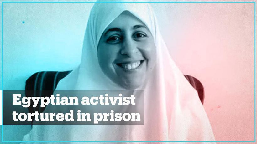 Egyptian activist tortured and denied medical treatment in prison