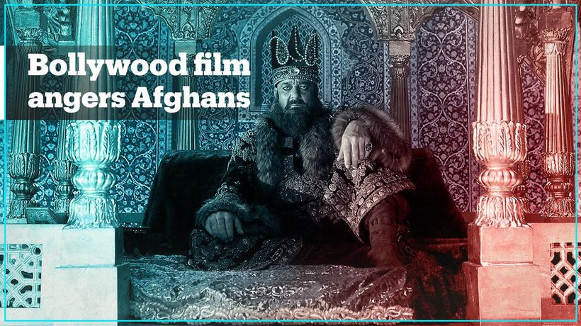 Why has Bollywood movie 'Panipat' angered Afghans?