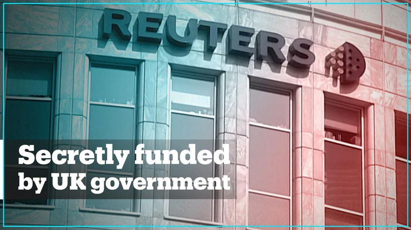 UK government secretly funded Reuters in the 1960s and 1970s